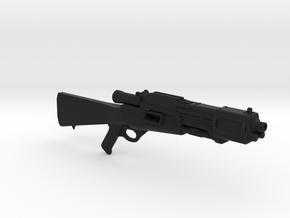 TL-50 12in in Black Premium Versatile Plastic