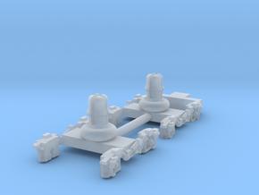 z245002 set bogies in Smoothest Fine Detail Plastic