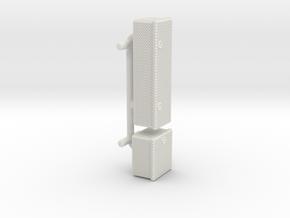 1/64 toolboxes V1 in White Natural Versatile Plastic