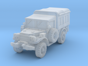 Dodge M42 1/144 in Smooth Fine Detail Plastic