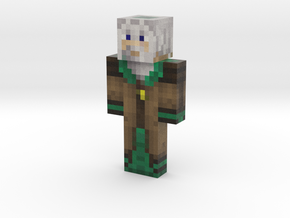 rakalio | Minecraft toy in Natural Full Color Sandstone