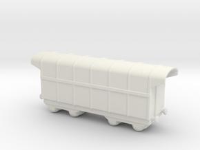 bl 12 inch ammo wagon 1/200 in White Natural Versatile Plastic