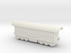 bl 14 inch ammo wagon 1/160  in White Natural Versatile Plastic