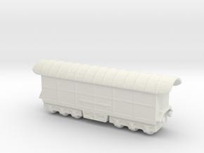 bl 14  inch ammo wagon 1/285 6mm in White Natural Versatile Plastic
