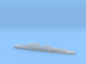 USS Thomas E. Fraser destroyer ml 1:1800 WW2 in Smoothest Fine Detail Plastic