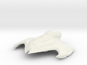 Dominion Strike Cruiser 1/2500 in White Natural Versatile Plastic
