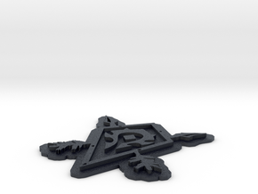 WOW: Horde Emblem  in Black PA12