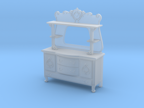 1:48 Nob Hill Sideboard in Smooth Fine Detail Plastic