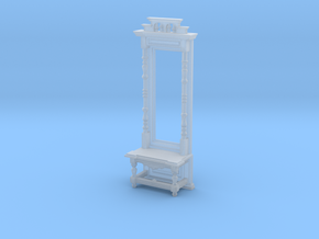 1:48 Nob Hill Pier Mirror in Smooth Fine Detail Plastic