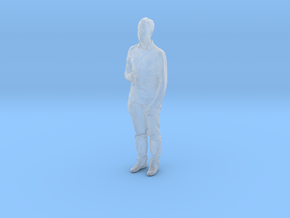 Printle C Homme 466 - 1/48 - wob in Smooth Fine Detail Plastic