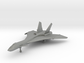 1/144 Mig-31 Firefox in Gray PA12