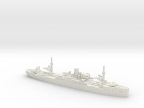 USS Vestal 1/1200 in White Natural Versatile Plastic