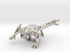 Pacific Rim Otachi kaiju monster miniature gameRPG in Platinum