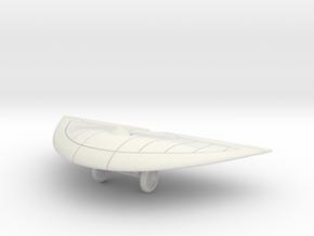 (1:144) Chyeranovskii BICh-1 in White Natural Versatile Plastic