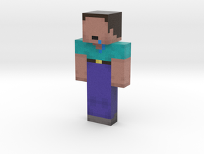 DuL | Minecraft toy in Natural Full Color Sandstone
