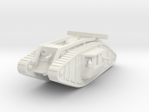 Mark IV Male 1/56 in White Natural Versatile Plastic