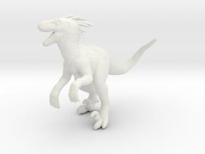 Primal Rage Talon kaiju monster miniature games in White Natural Versatile Plastic