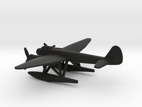 Junkers Ju 88 Seaplane in Black Natural Versatile Plastic: 6mm