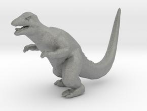 Gorosaurus kaiju monster miniature games rpg trex in Gray PA12