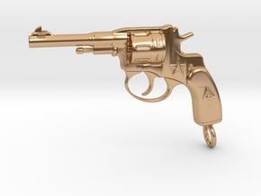 NAGANT M 1895 in Polished Bronze