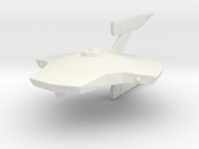 Reaver Class refit in White Natural Versatile Plastic