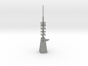 1/96 scale Type 45 Rear Mast in Gray PA12