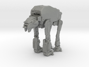 Star Wars Gorilla Walker 6mm Epic miniature in Gray PA12
