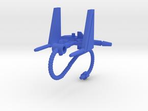 Micronus Prime Cloudburst Parts in Blue Processed Versatile Plastic