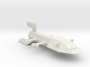 3125 Scale Kzinti Heavy Dreadnought (DNH) SRZ in White Natural Versatile Plastic