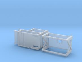 1/35 M-ATV Radio Rack for Panda Kit MSP35-061 in Smooth Fine Detail Plastic