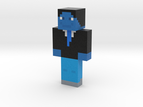 Skin Neimad_MC | Minecraft toy in Natural Full Color Sandstone