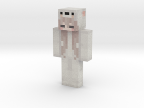 2019_09_19_polar-bear-onesie-13479828 | Minecraft  in Natural Full Color Sandstone