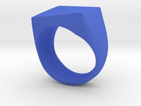 MM19-001C in Blue Processed Versatile Plastic: 7.25 / 54.625