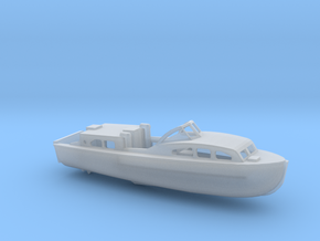 1/192 Scale 40 ft Rescue Boat Mk 1 USN in Smooth Fine Detail Plastic