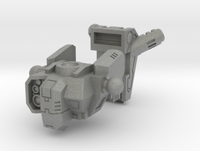 Urban Battlesuit Torso Assembly in Gray PA12