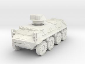 BTR-60 1V18 1/56 in White Natural Versatile Plastic