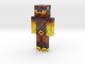 TheRealAxus | Minecraft toy in Natural Full Color Sandstone