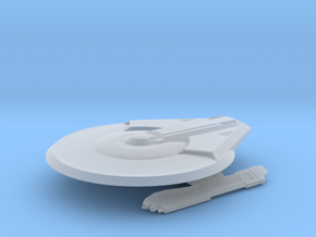 1/7000 Hoover class in Smooth Fine Detail Plastic