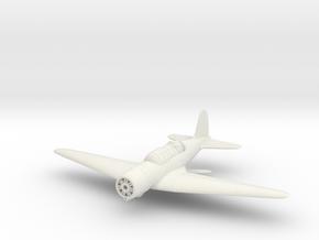 1/144 Sukhoi SU-2 in White Natural Versatile Plastic