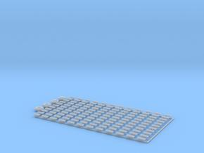 H0 1:87 Baggerkette für Kibri R934 in Smooth Fine Detail Plastic