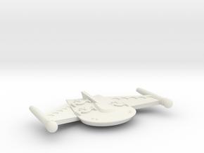 3788 Scale Romulan ChickenHawk Gunboat/PF Tender in White Natural Versatile Plastic