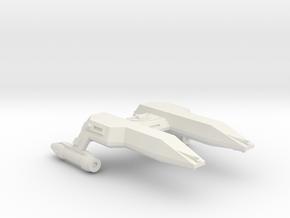 3125 Scale LDR Local Defense Frigate (LFF) CVN in White Natural Versatile Plastic