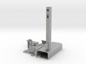 SBB-Lichtsignal für Märklin C-Gleis im Eigenbau in Metallic Plastic
