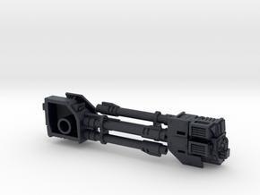 Dreadnought Autocannon arms, 28mm v1.3 in Black PA12
