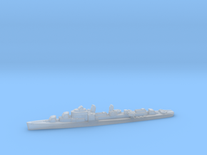 USS Stormes destroyer 1:3000 WW2 in Smoothest Fine Detail Plastic