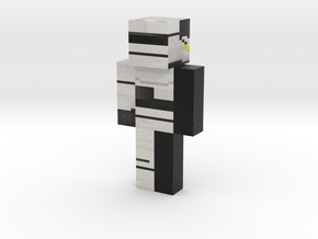 cross | Minecraft toy in Natural Full Color Sandstone