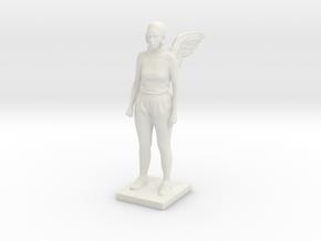 Printle V Femme 624 - 1/32 in White Natural Versatile Plastic