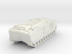 LVTP-5 1/76 in White Natural Versatile Plastic