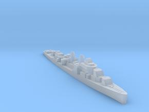 USS Douglas H Fox destroyer 1:2400 WW2 in Smoothest Fine Detail Plastic