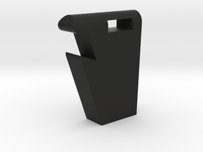 Juul Holder and Bottle Opener in Black Natural Versatile Plastic